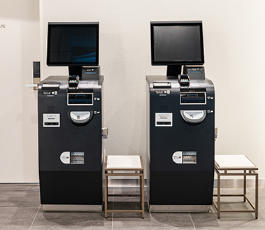 Automated Payment Machines
